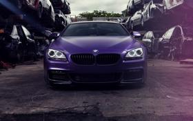 Обои BMW, purple