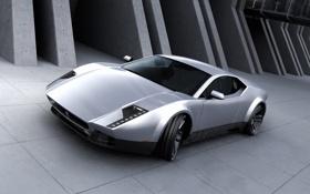 Обои пантера, концепт, Panthera, авто, supercar