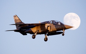 Обои штурмовик, самолёт, реактивный, Dornier, лёгкий, Alpha Jet, и учебный