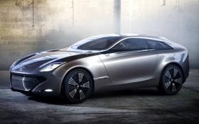 Обои авто, Concept, колеса, концепт, Hyundai, i-oniq