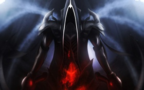 Обои diablo 3, Diablo, angel of death, Diablo III: Reaper of Souls, Malthael