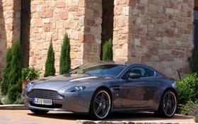 Картинка car, Aston Martin, Vantage, суперкар, tuning, красивый, Cargraphic
