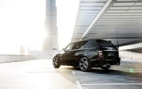 Картинка Range Rover, рендж ровер, Supercharged, 2014, L405, Ares Design
