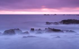 Картинка море, вода, природа, камни, океан, пейзажи, камень