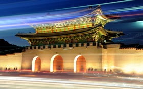 Картинка South Korea, Seoul, Gyeongbokgung Palace