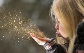 Картинка настроение, пыль, девочкка