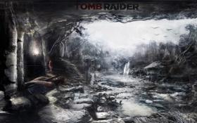 Обои арт, Tomb Raider, АПв, ПВАП, ВАП, апВА