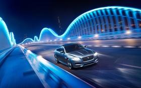 Обои Jaguar, ягуар, AWD, 2015, XF S