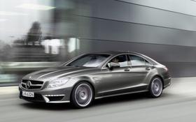 Картинка авто, фото, CLS, тачки, Mercedes, Benz, мерседес