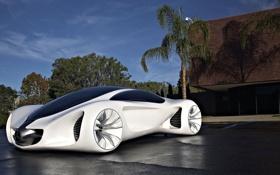 Обои Mercedes, biome, концепт