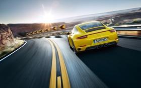 Обои 911, Porsche, порше, Carrera, каррера