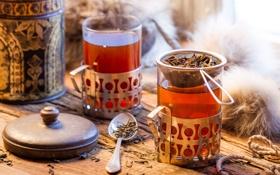 Обои чай, чашка, tea