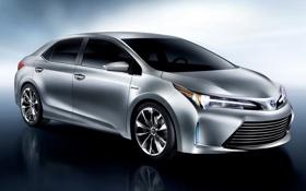 Обои тойота, Toyota, Concept, концепт, Shuangqing II, Yundong