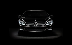 Обои машина, Mercedes-Benz, CL600, авто