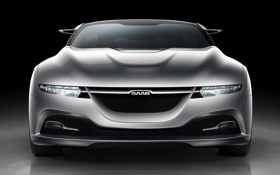 Обои PhoeniX, car, Saab, Concept, super