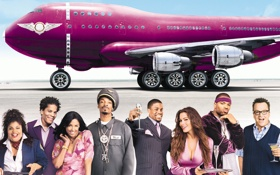 Обои самолет, актеры, soul plane