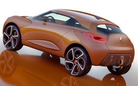 Обои reno, Concept, Renault, auto, Captur, wallpapers
