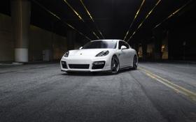 Картинка авто, тюнинг, Porsche, Panamera, порше, панамера