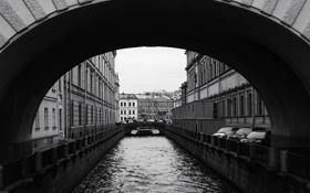 Обои река, Питер, Санкт-Петербург, Russia, спб, St. Petersburg, spb