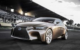Картинка car, машина, Concept, Lexus, front, предок, LF-CC