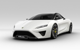 Обои авто, тачки, концепт, Lotus, авто обои, cars, auto wallpapers