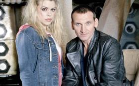 Картинка Ninth Doctor, Девятый Доктор, Кристофер Экклстон, Доктор Кто, актер, певица, актриса