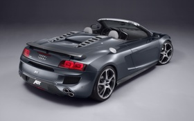 Обои Audi, ауди, тачки, cars, Spyder, спайдер, auto wallpapers