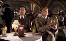 Обои Nick Carraway, Великий Гэтсби, Френсис Скотт Фитцджеральд, Tobey Maguire, Francis Scott Key Fitzgerald, Jay Gatsby, ...