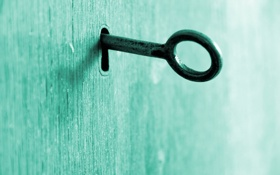 Картинка замок, lock, key, macro, 2560x1600, ключ, макро