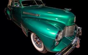 Обои ретро, автомобиль, General Motors, Caddilac