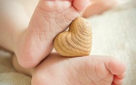 Картинка любовь, сердце, ребенок