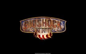Обои фон, Bioshock, 2013, Infinite