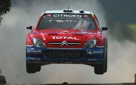 Обои Скорость, Лого, Ситроен, Citroen, WRC, Rally, Ралли
