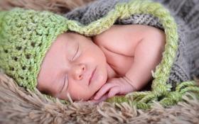Обои ребенок, лица, sweet, baby, kid, новорожденный