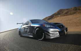 Обои Hyundai, Racing, RMR
