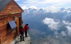 Обои Церматт, высота, горы, Швейцария