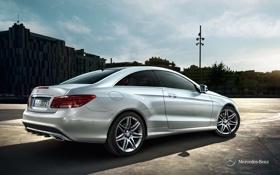 Картинка купе, Mercedes-Benz, E-class, мерседес, Coupe, 2013, C207