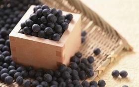 Обои ягоды, черника, вкусно, черная смородина