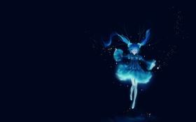 Картинка магия, арт, девочка, vocaloid, hatsune miku, вокалоид