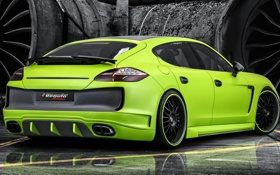 Обои Порше, авто., Porsche, sport, car, тюнинг, спрт