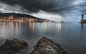 Обои Port, Corsica, Bastia