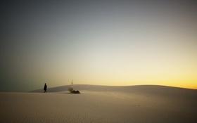 Картинка песок, женщины, фото, люди, пустыня, женщина, пейзажи