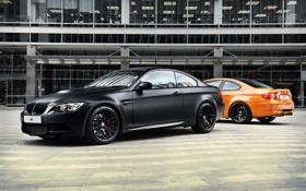 Обои авто, черный, бмв, BMW, GTS