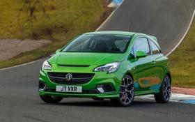 Картинка Opel, Vauxhall, Corsa, опель, VXR, 2015, корса