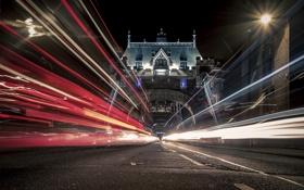 Обои Life, London, Night