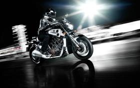 Картинка мотоциклы, мото, Yamaha, moto, motorcycle