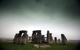 Обои природа, камни, англия