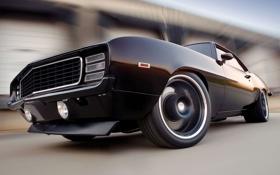 Обои машина, Camaro 1967-69, car, авто, Chevrolet