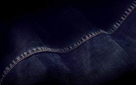 Картинка джинсы, шов, ткань, потёртость