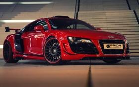 Обои Audi, ауди, тюнинг, тачка, классный, автомобиль, Prior-Design
